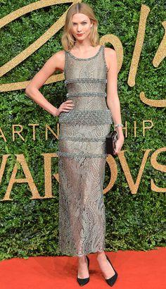 Karlie Kloss in Chanel | November 27, 2015