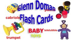 #BabyEinstein Glenn Doman Flash Cards. Baby Toys Transport , Baby Developing Toys, Baby Different Toys, Baby Stuffed Toys, Baby First Toys, Baby Toyland. Baby Toys Items. #English.  How to #learnenglish. How to speak english. Learn to read #GlennDoman. Vocabulary #FlashCards Large reading word cards, single word cards, couplet cards, phrase cards and sentence cards all leading up to your child's #MyBabyCanRead