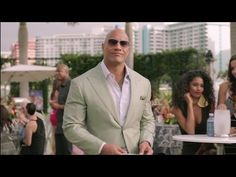 Second Trailer For HBO's BALLERS Shows Off Dwayne Johnson As A Super Sports Agent | Swiftfilm