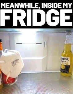 corona virus meme with beer