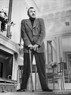 John Steinbeck Paris, 1950 © Willy Rizzo