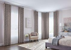 hanging curtains over blinds – Curtains ideas Curtains Over Blinds, Hanging Curtains, Sheer Blinds, Window Valances, Bedroom Curtains, Springs Window Fashions, Custom Window Treatments, Bath And Beyond Coupon, Custom Curtains