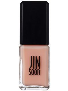 This nude Jinsoon nail polish has a creamy, opaque finish. Jin Soon Nail Polish, Beige Nails, Clean Nails, Pink Beige, Beauty Nails, Pretty Nails, Nostalgia, Nail Art, Nude