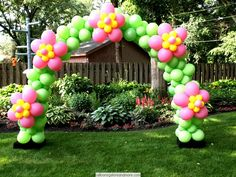 I like this Stylish Eve Arch Flowers, Balloon Flowers, Balloon Arch, Ballon Decorations, Decoration Party, Masha And The Bear, 17th Birthday, Fiesta Party, Create And Craft