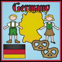 German Oktoberfest Clip Art