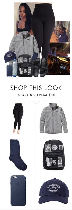 """""""I'm still hungryyy"""" by jemilaa ❤ liked on Polyvore featuring Patagonia, Barneys New York, Lacoste and plus size clothing"""