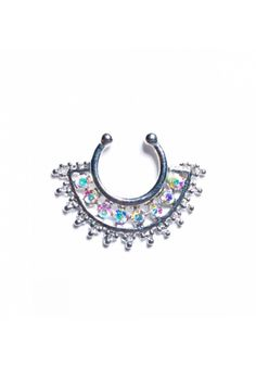 Mother of God a holo septum ring