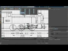 C4D Locomotive dynamics tutorial - YouTube