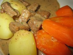 Sausage, Potatoes, Meat, Vegetables, Recipes, Foods, Food Food, Food Items, Vegetable Recipes