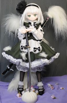 Recommended for you Pretty Dolls, Cute Dolls, Beautiful Dolls, Anime Dolls, Bjd Dolls, Kawaii Doll, Anime Figurines, Dress Up Dolls, Smart Doll