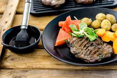 Salmiakkipossu A Food, Steak, Gluten Free, Koti, Beef, Glutenfree, Meat, Steaks, Sin Gluten