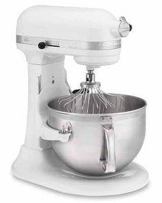 Kitchenaid Professional 610 Stand Mixer, White