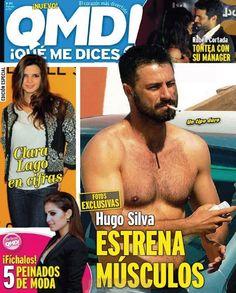 revista qmd españa 10 mayo 2014 5 peinados de moda, mgazine spain may