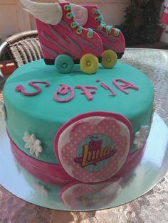 Torta de SOY LUNA para SOFIA