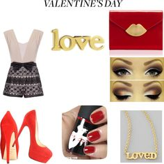 """""""Dressed In Love"""" by faith-nneka-odigbo on Polyvore"""