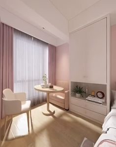 Smart Small Apartment Decorating Ideas on A Budget Pink Style Room For Girls Small Condo, Small Budget Bedroom Makeover – Before & After – Addicted 2 Teen Room Decor Ideas for Girls : DIY Teen Room Decor Ideas for Girls Small Apartment Layout, Small Apartment Bedrooms, Small Apartment Interior, Small House Interior Design, Small Apartment Decorating, Apartment Interior Design, Interior Modern, Small Apartments, Home Interior