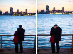 Krystle and Sean: New York City Engagement Session