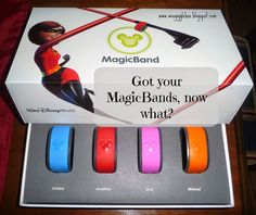 Got your MagicBands, now what? - Gigglebox Tells it Like it is... - www.giggleboxblog.com