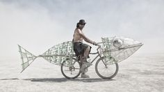 The Bikes, Art Cars, and Wacky Vehicles of Burning Man | Outside ...