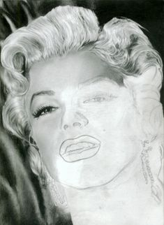 A very useful tutorial: Marilyn Portrait Tutorial - A truly fantastic drawing tutorial to learn how to draw a portrait of Marilyn Monroe with pencil. Each step of the portrait is perfectly well explained and commented. This tutorial is very detailed, and involves a lot of patience.