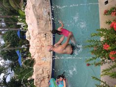 Lazy River Splash :)