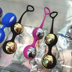Metal Kegel Ball Vagina Excerciser Vaginal Trainer Love Ball Sex Ben Wa Balls Pussy Muscle Training Sex Toys Sex Products A1-5-4