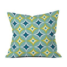 Throw pillows are the secret weapon of inspired interior designers everywhere. Compact and versatile, they pack a serious aesthetic…