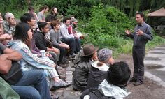 Learn Permaculture Design with Andrew Faust on Permaculture Media Blog