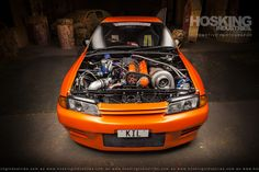 Julian's Nissan R32 GTR Skyline | by HoskingIndustries