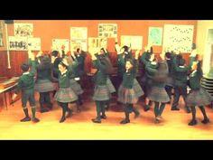 Baile para el flashmob de la Jornada de la Paz 2016 - YouTube