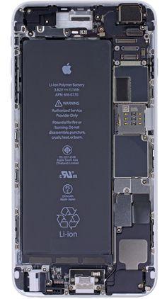 iPhone 6s Plus inside Wallpaper