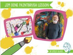 My students love this Jim Dine Paintbrush Lesson, and yours will too! Included in this 14 page packet you will find:- 1 page lesson plan- step-by-step pictures and directions- biographical information of Jim Dine- photos of some of Dine's works, organized by series- handout with paintbrush images- c... Jim Dine, Elementary Art, Rubrics, Paint Brushes, American Art, Art Projects, Pictures, Photos