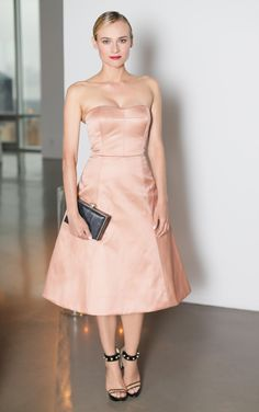 Diane Kruger in Jason Wu Resort 2014