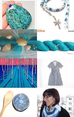 True Blues by Dennis and Kay on Etsy--Pinned with TreasuryPin.com