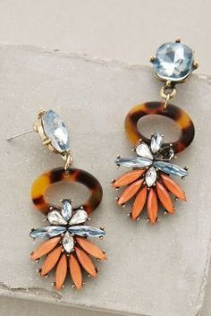 Beautiful earrings that would make a great Mother's Day gift.