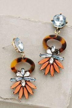 Anthropologie Tirrenu Earrings