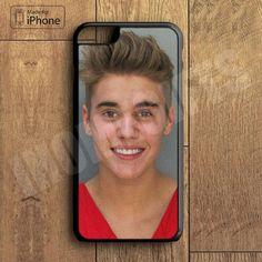 Justin Bieber Plastic Case iPhone 6S 6 Plus 5 5S SE 5C 4 4S Case Ipod Touch 6 5 4 Case