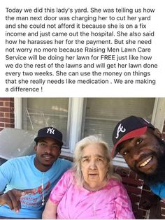 Faith In Humanity Restored - 16 Pics Sweet Stories, Cute Stories, We Are The World, In This World, Be My Hero, Human Kindness, Touching Stories, Faith In Humanity Restored, All That Matters