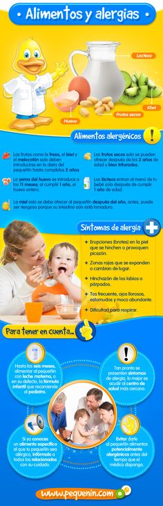 Conoce más sobre la alimentación de tu pequeñín y el momento ideal para introducir algunos alimentos.