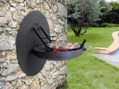 Barbacoa de carbón de acero inoxidable SIGMAFOCUS - Focus