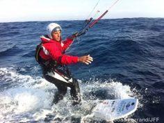Kitesurfing distance world record set off Portugal | GrindTV.com