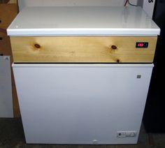 Jack's Chest Freezer Fermentation Chamber - Home Brew Forums