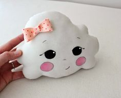 Gingermelon Dolls: The Little Cloud that Could...