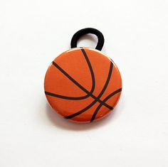 Basketball Ponytail Holder, Hair Elastic, Pony tail holder, Sports ponytail holder, stocking stuffer, basketball lover, gift for her (6110) by KellysMagnets on Etsy Thing 1, Gifts For Wine Lovers, Workout Accessories, Ponytail Holders, Little Gifts, Stocking Stuffers, Cleaning Wipes, Gifts For Her, Two By Two
