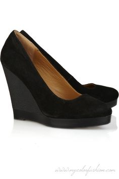 I've owned several versions of this shoe over the years.  They always draw me in...