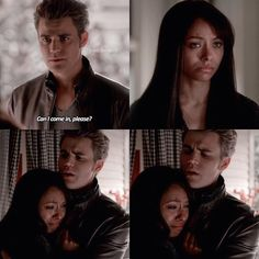 Stefonnie they could've been a great friendship, but no they made him almost as selfish as Damon