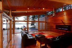 Dwell - Higgins Lake House
