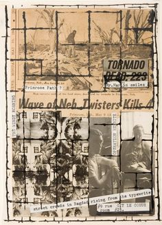 """Beat Generation"" at Centre Pompidou Beat Generation, Centre Pompidou, Bagdad, Jack Kerouac, Constructivism, Expo, Paris, Photomontage, Abstract Expressionism"
