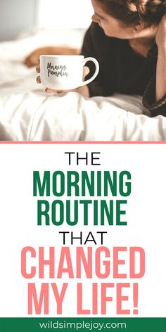 Your Best Morning Routine for Productivity! The Morning Routine that Changed my Life! Want to work on improving life? Need some personal development growth? Use this day planner to buy for your habit tracker and to do list. Morning Morning, Morning Habits, Morning Routines, Night Routine, Thing 1, Teaching Jobs, Write To Me, Change My Life, How To Make Bed