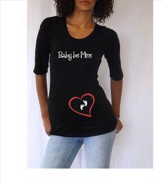 f9c9407c8f11d Items similar to Valentines maternity Shirt